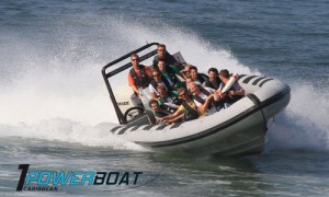 powerboat caribbean