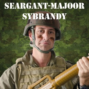 Seargant-Majoor Sybrandy